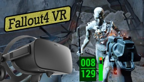 【Touchバグ対策】OculusでFallout4 VRをプレイ!その2