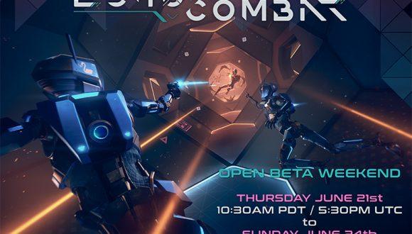 Echo Combat オープンベータ プレイ
