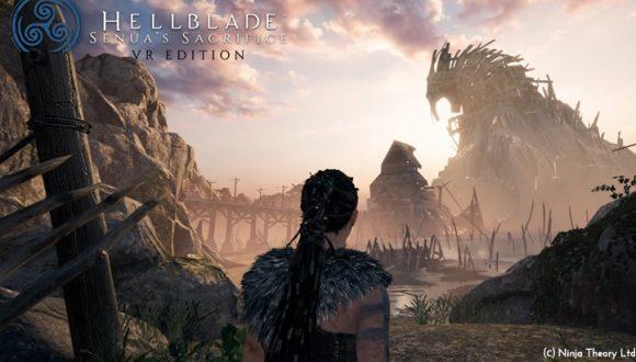Hellblade: Senua's Sacrifice VR リリース(日本語字幕対応)