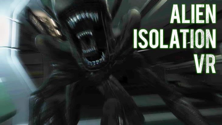 VRでエイリアンから逃げる!エイリアン アイソレーションは最高のVRゲームだ<日本語化する>