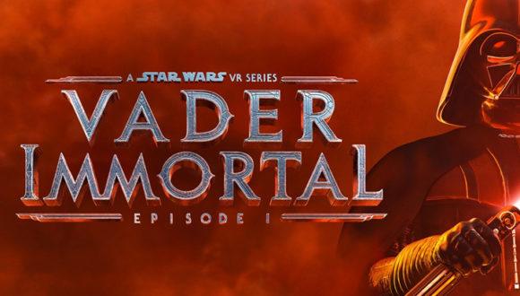 A Star Wars Vader Immortal: Episode I