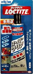 LOCTITE(ロックタイト) 強力接着剤 スーパークリア 多用途 50g DSC-050
