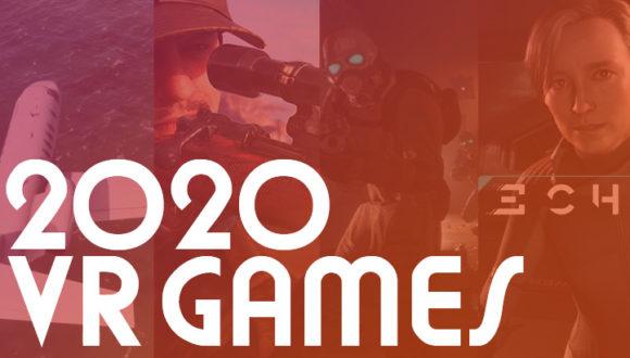 2020年期待のVRゲーム!