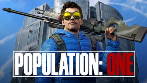 POPULATION ONE(ポピュレーション・ワン)