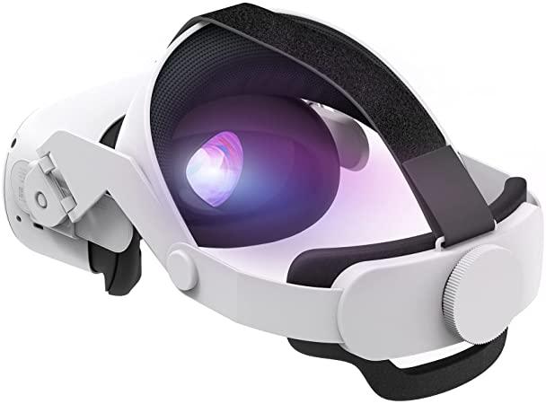 サードパーティ製 Oculus Quest 2 Elite ストラップ